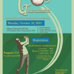 Golf Tournament Poster FRONT 2021 RBG 1