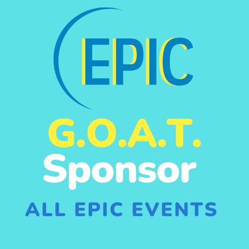 EPIC GOAT Sponsor