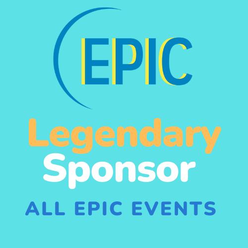 EPIC legendary sponsor